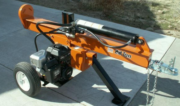 VH9922 Vertical / Horizontal Log Splitter
